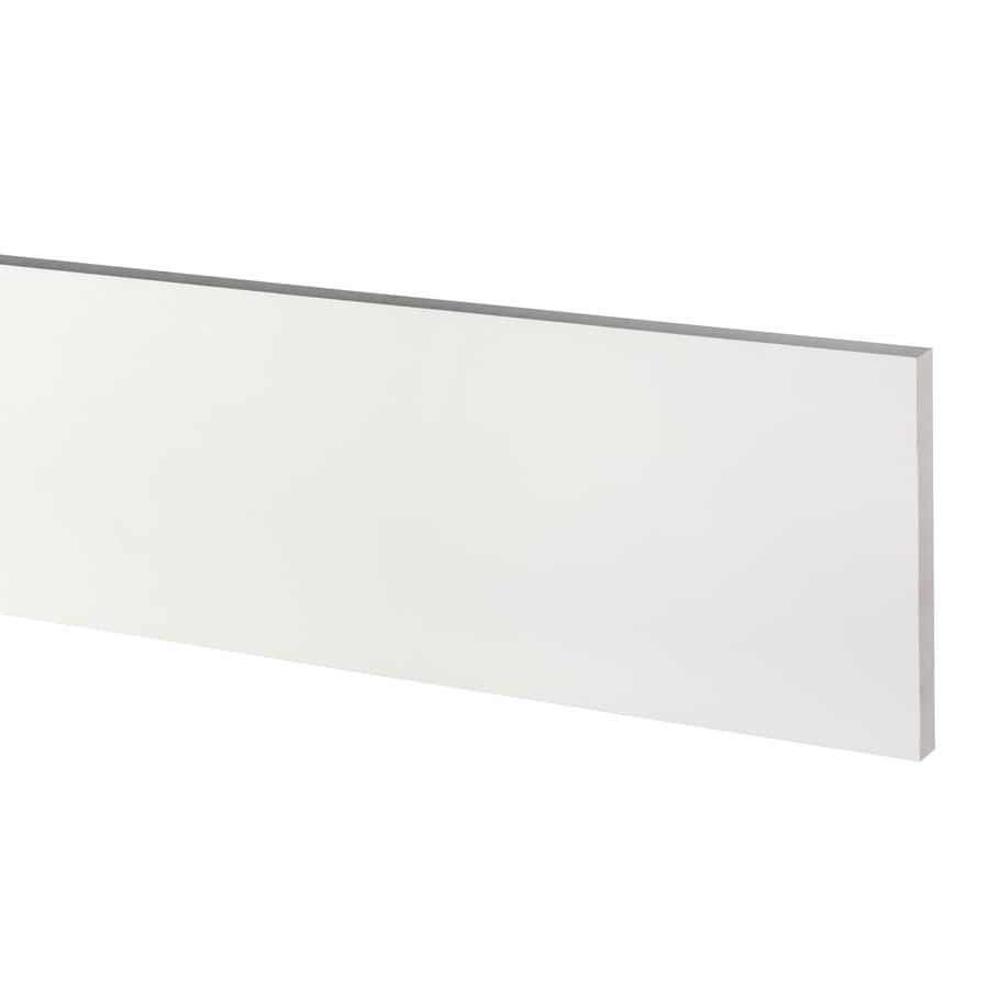 AZEK Traditional PVC Board (Actual: 0.75-in x 7.25-in x 8-ft)