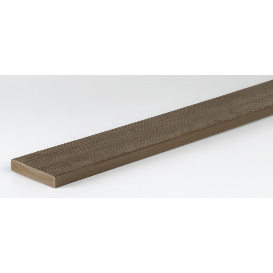 AZEK Silver Oak Composite Deck Board (Actual: 1-in x 5.5-in x 16-ft)