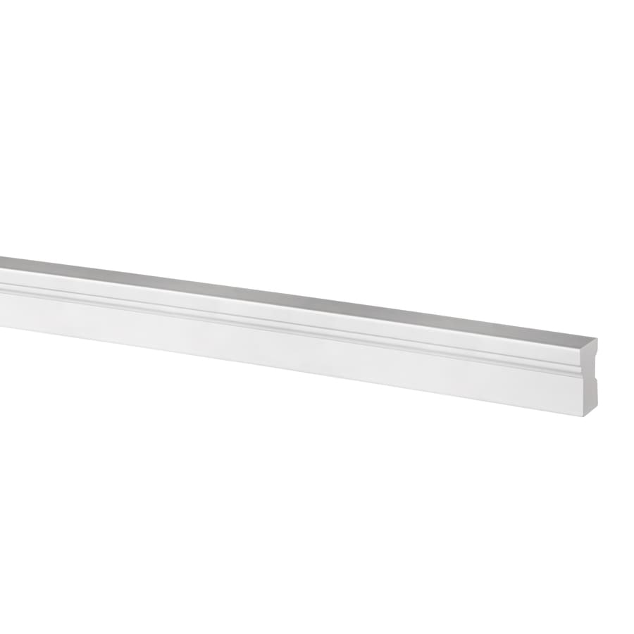 Shop Azek 2 In X 10 Ft Interior Exterior Pvc Stop Window