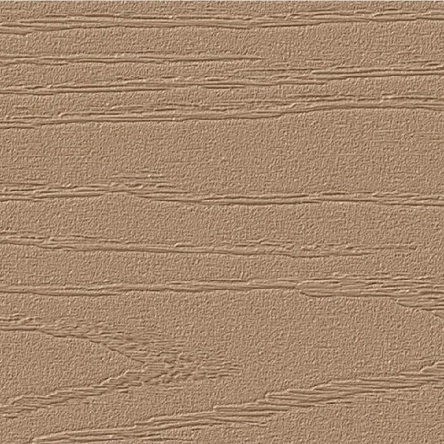 AZEK Harvest Brownstone Groove PVC Deck Board (Actual: 1-in x 5.5-in x 12-ft)