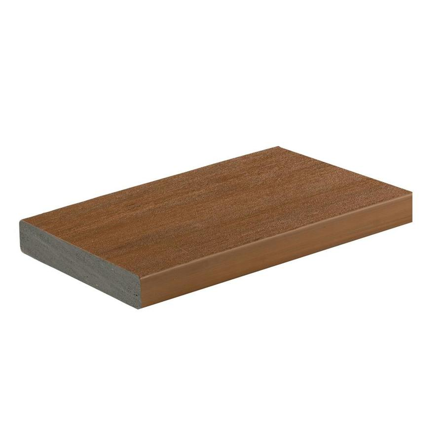 AZEK Vintage Cypress PVC Deck Board (Actual: 1-in x 5.5-in x 20-ft)