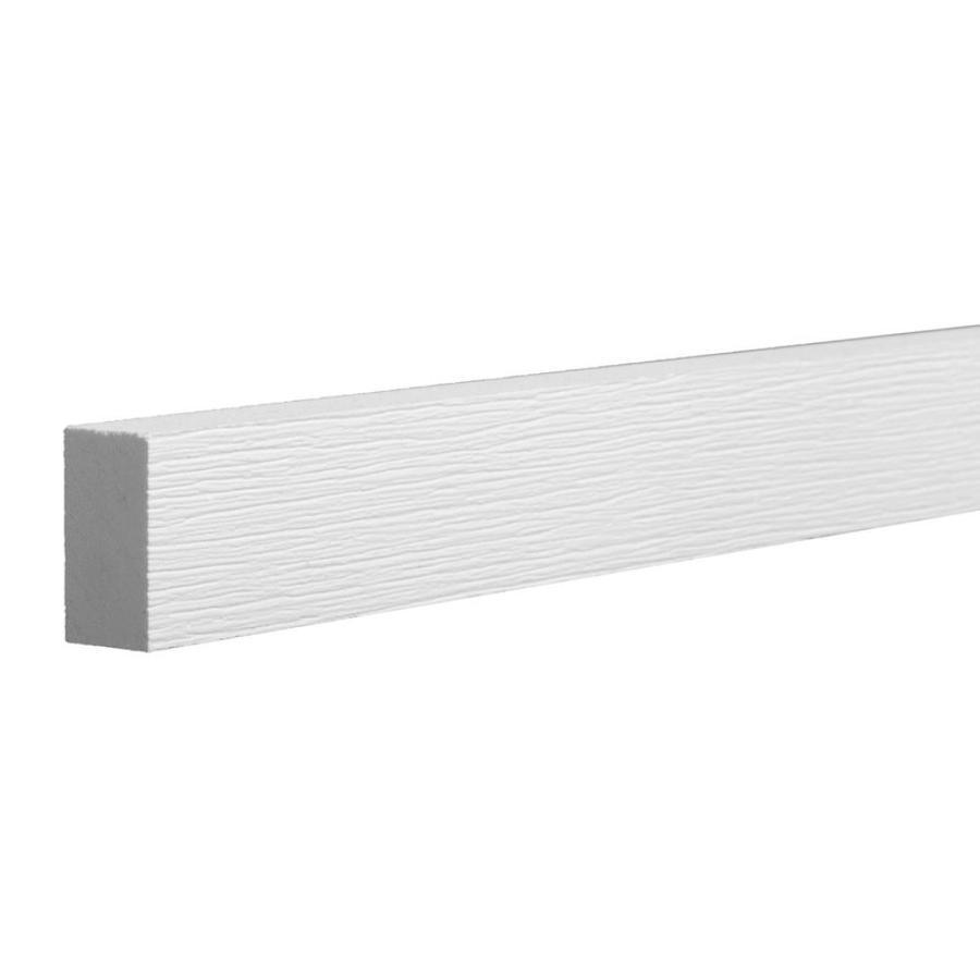 AZEK PVC Board (Actual: 0.75-in x 1.5-in)