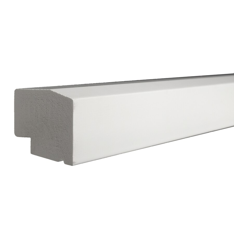 AZEK 2.013-in x 7-ft Interior/Exterior PVC Sill Window Moulding