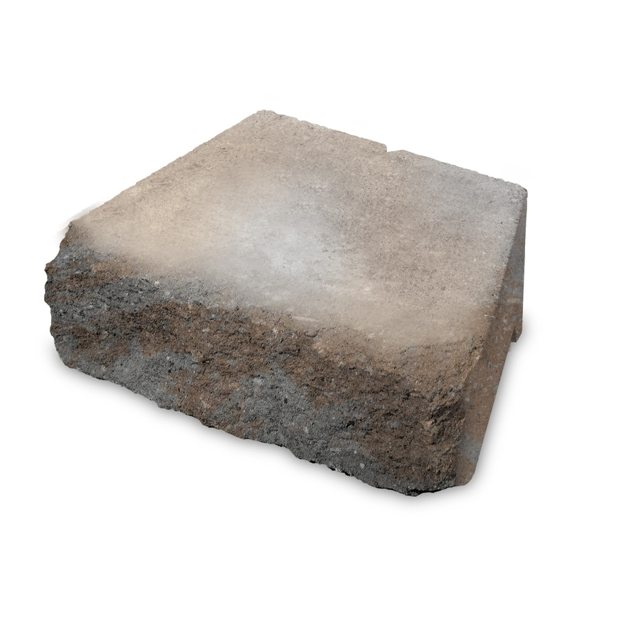 Stone Face Block : Shop limestone brown color with rustic jaws hard split