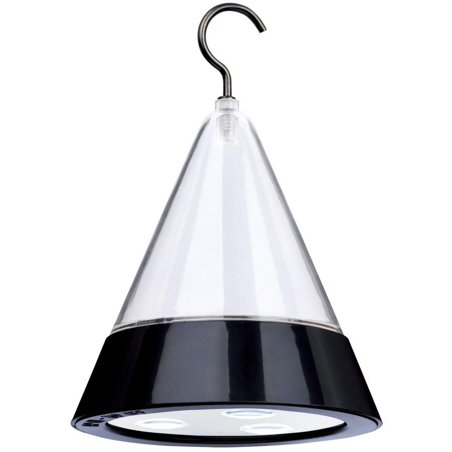 Black 0.06-Watt LED Spot Light