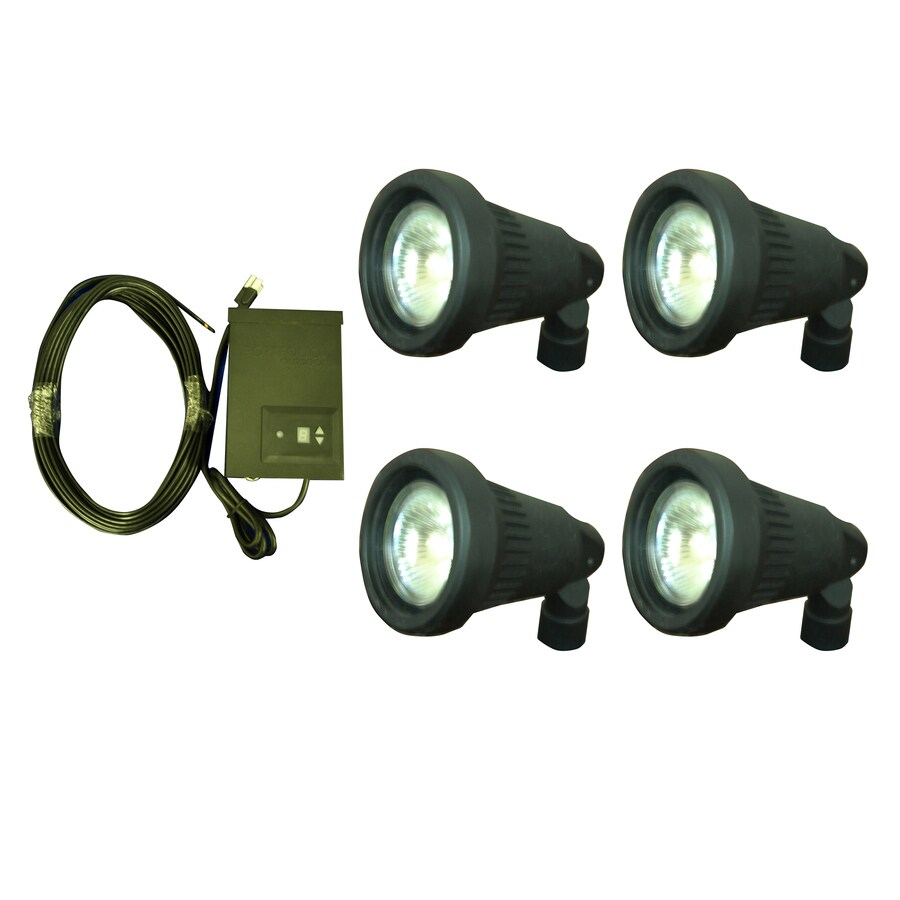 Portfolio Halogen Plug-In Spot Light Kit