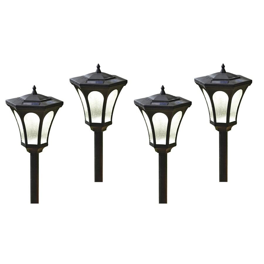 allen + roth LED Path Light Kit