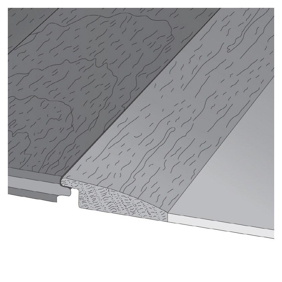 Natural Floors by USFloors 2.25-in x 72-in Umber Reducer Floor Moulding