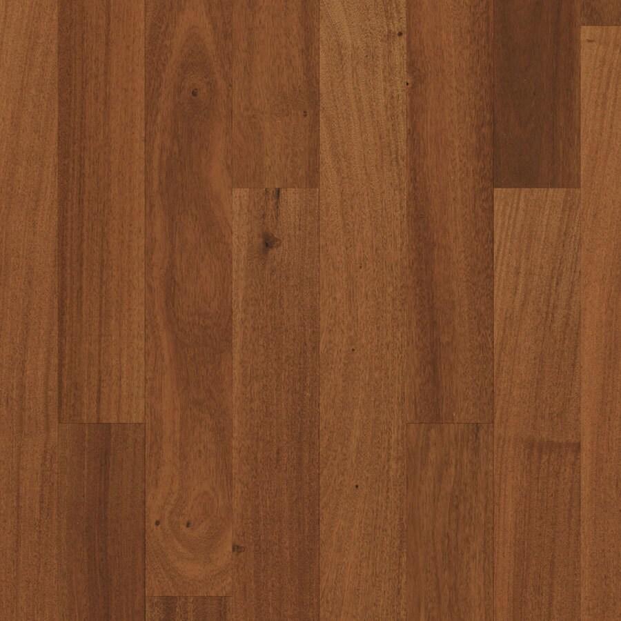 Natural Floors by USFloors Amendoim Hardwood Flooring Sample (Natural)