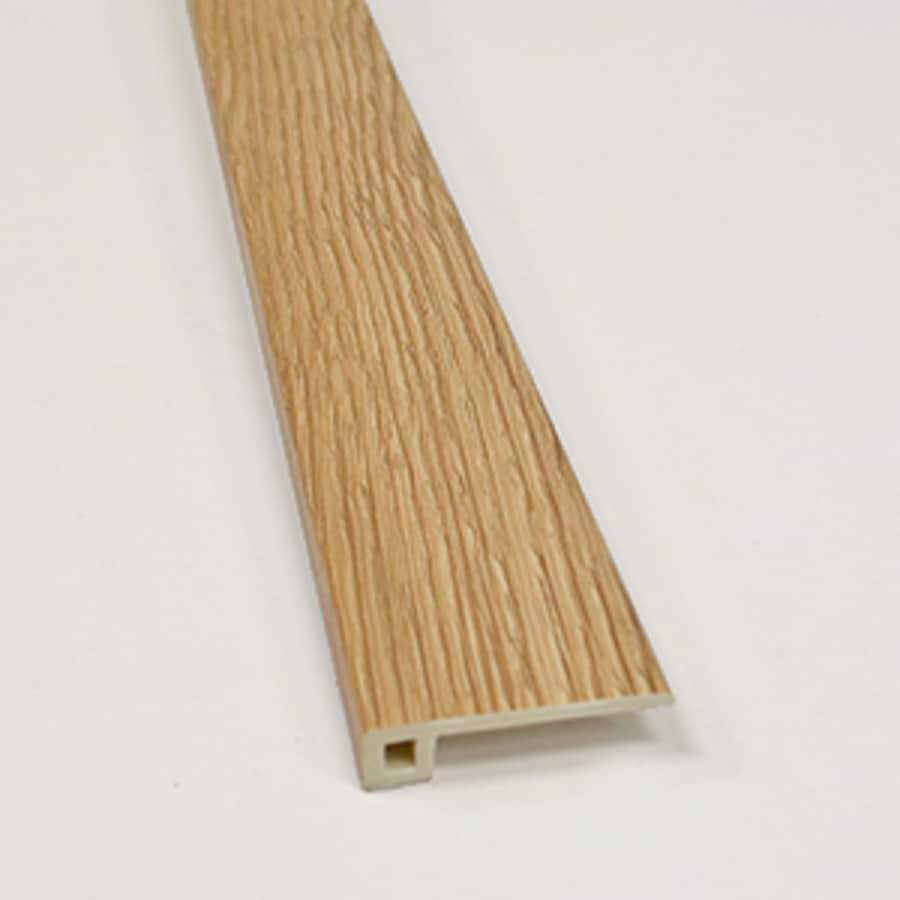 SMARTCORE by Natural Floors 1.377-in x 94-in Sandhill Oak Vinyl Multi-Purpose Floor Transition Strip