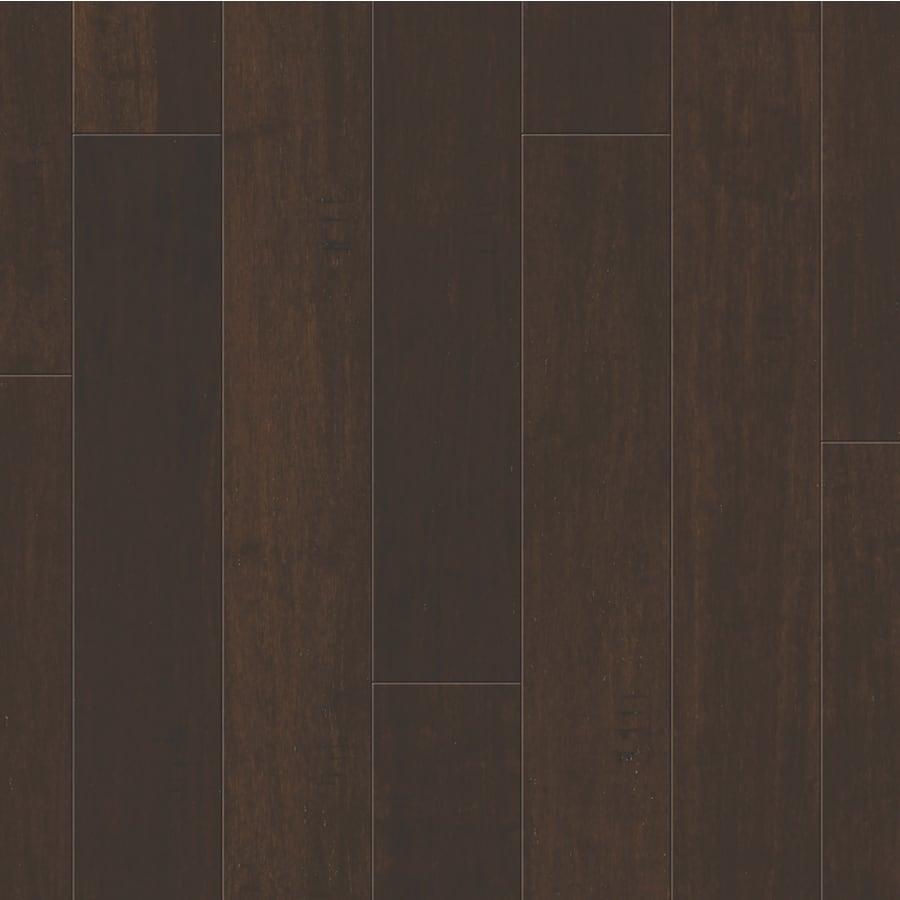 Natural Floors by USFloors 4.92-in Dark Java Bamboo Hardwood Flooring (14.85-sq ft)