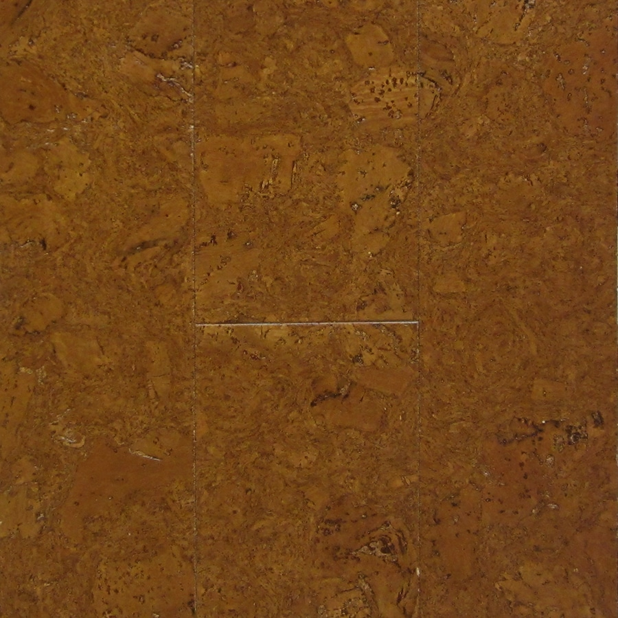Natural Floors by USFloors Exotic 3.5-in Chestnut Cork Hardwood Flooring (10.91-sq ft)