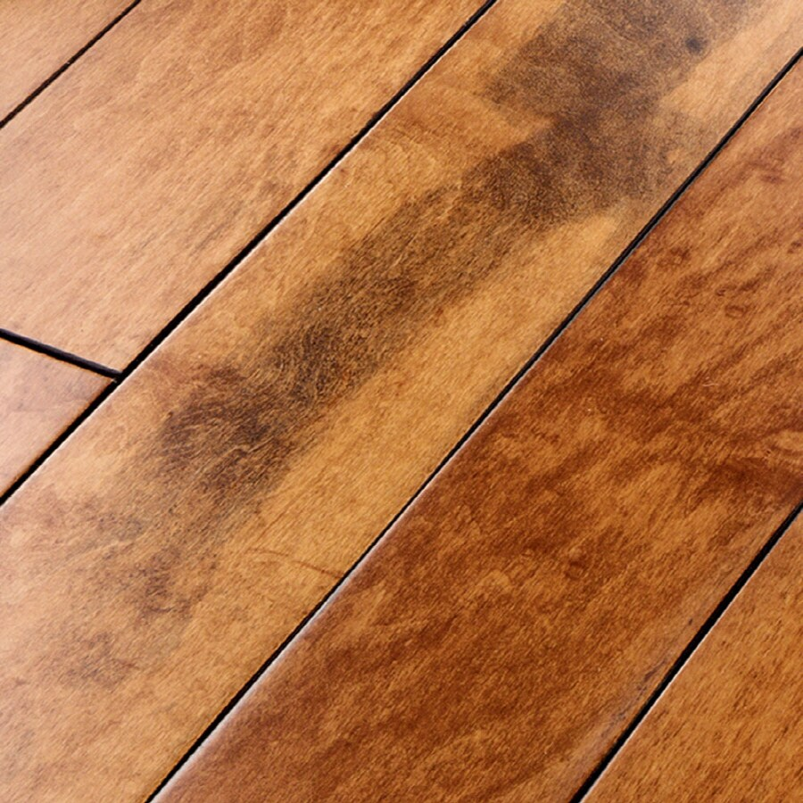 Natural Floors by USFloors Domestic 4.9-in W Prefinished Maple Locking Hardwood Flooring (Terra)