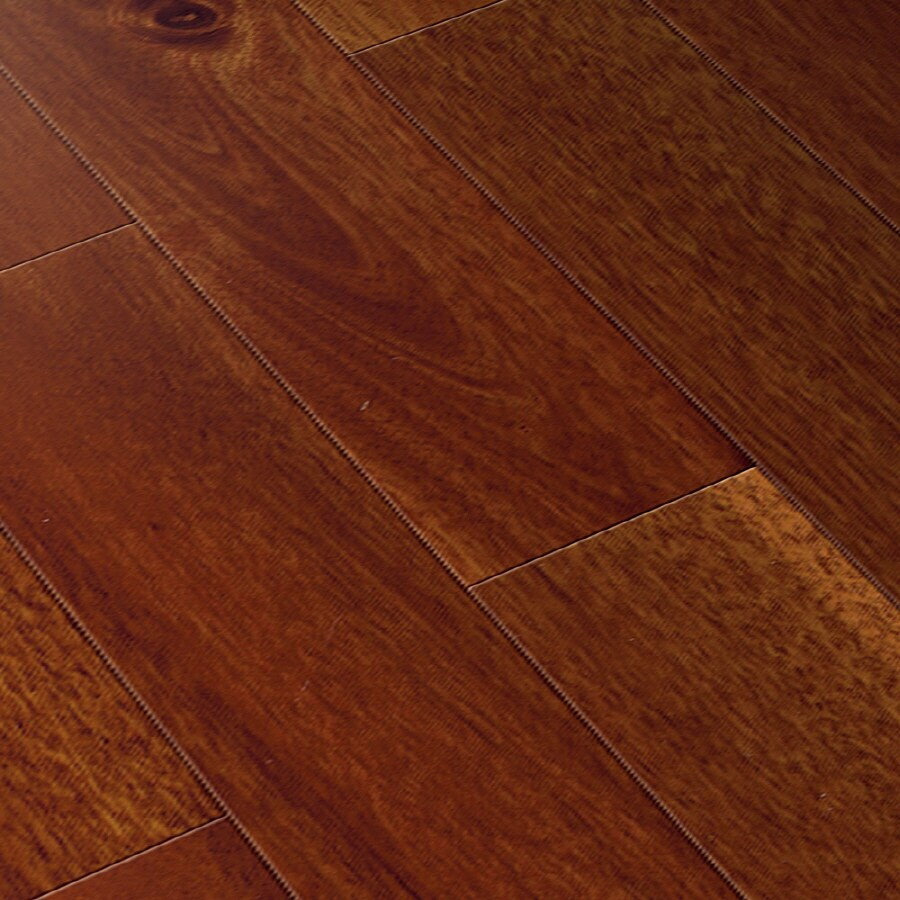 Natural Floors by USFloors Exotic 3.25-in Natural Brazilian Cherry Hardwood Flooring (17.06-sq ft)