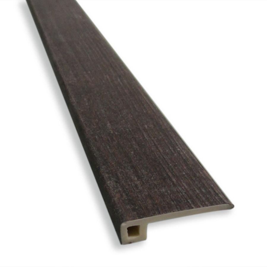 SMARTCORE by Natural Floors 1.377-in x 94-in Stillwater Oak Vinyl Multi-Purpose Floor Transition Strip