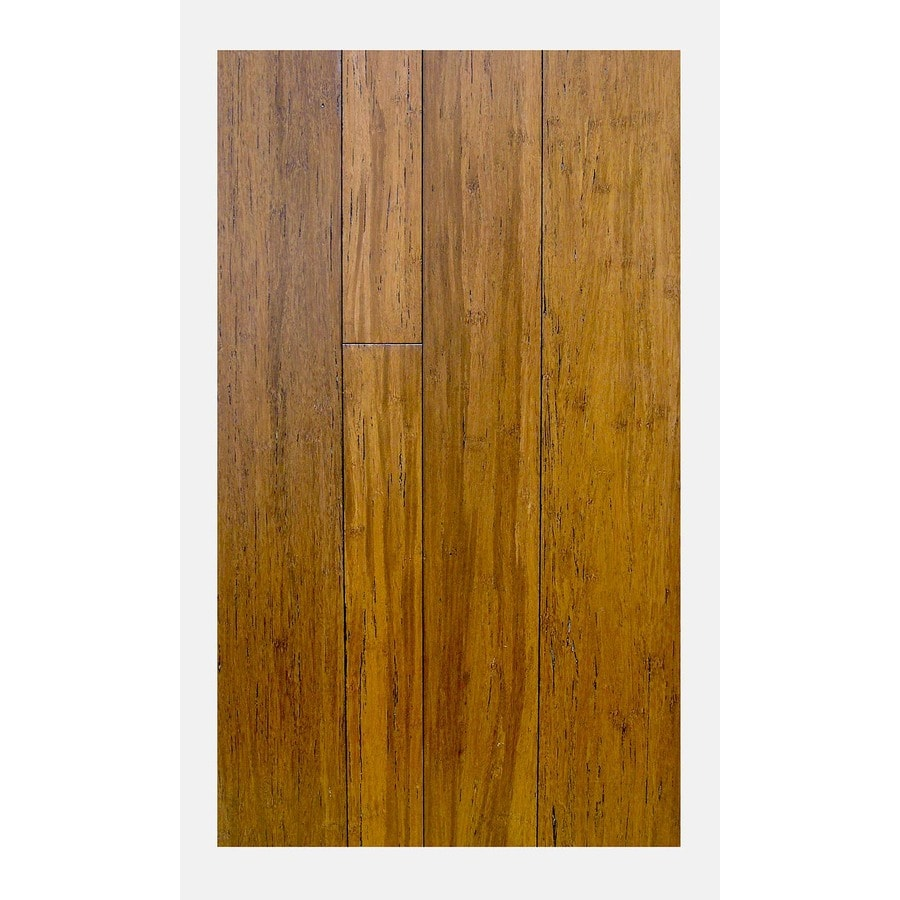 Natural Floors by USFloors Exotic Prefinished Bamboo Hardwood Flooring (Spice)