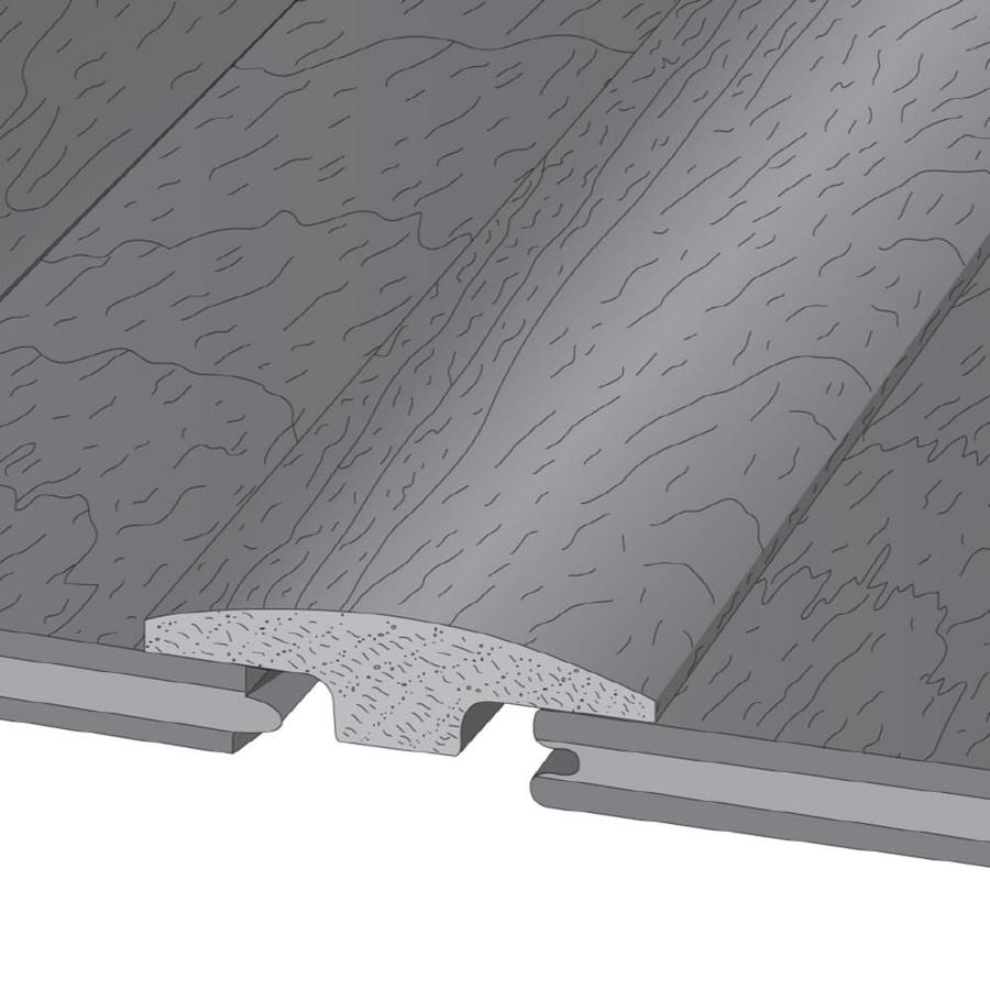 USFloors 2-in x 78-in Natural T-Moulding Floor Moulding