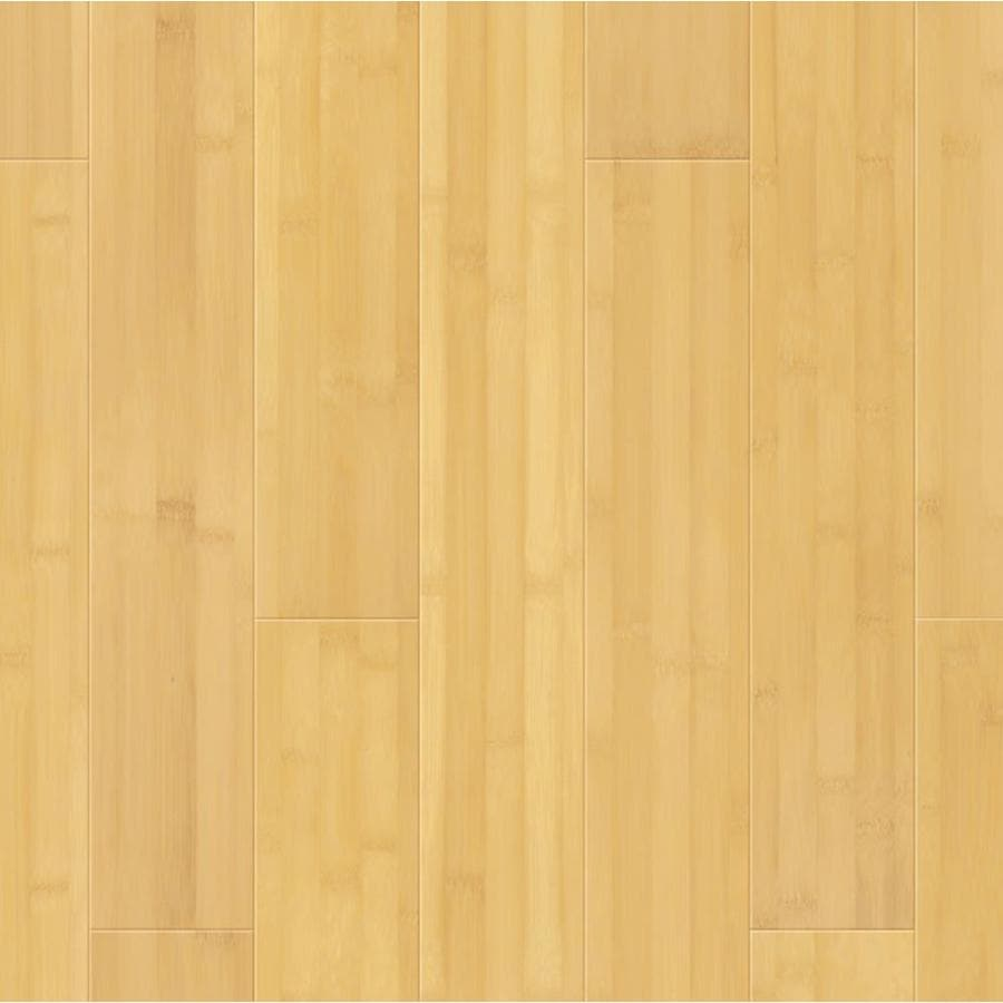 3.78 In Natural Bamboo Hardwood Flooring (23.8 Sq Ft) Product Photo ...