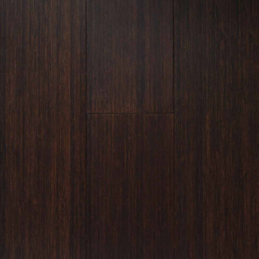 Shop Natural Floors By USFloors Engineered Bamboo Hardwood Flooring Plank At