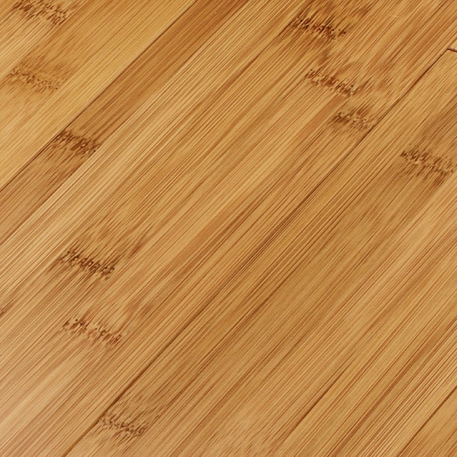 Exotic 5.35-in W Prefinished Bamboo Locking Hardwood Flooring (Spice) Product Photo