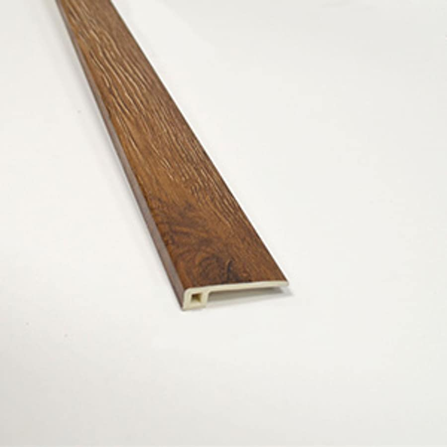 SMARTCORE by Natural Floors 1.377-in x 94-in Mckinley Oak Vinyl Multi-Purpose Floor Transition Strip