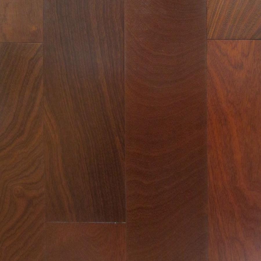 Natural Floors by USFloors Exotic 5-in Mahogany Sapelle Hardwood Flooring (27.12-sq ft)