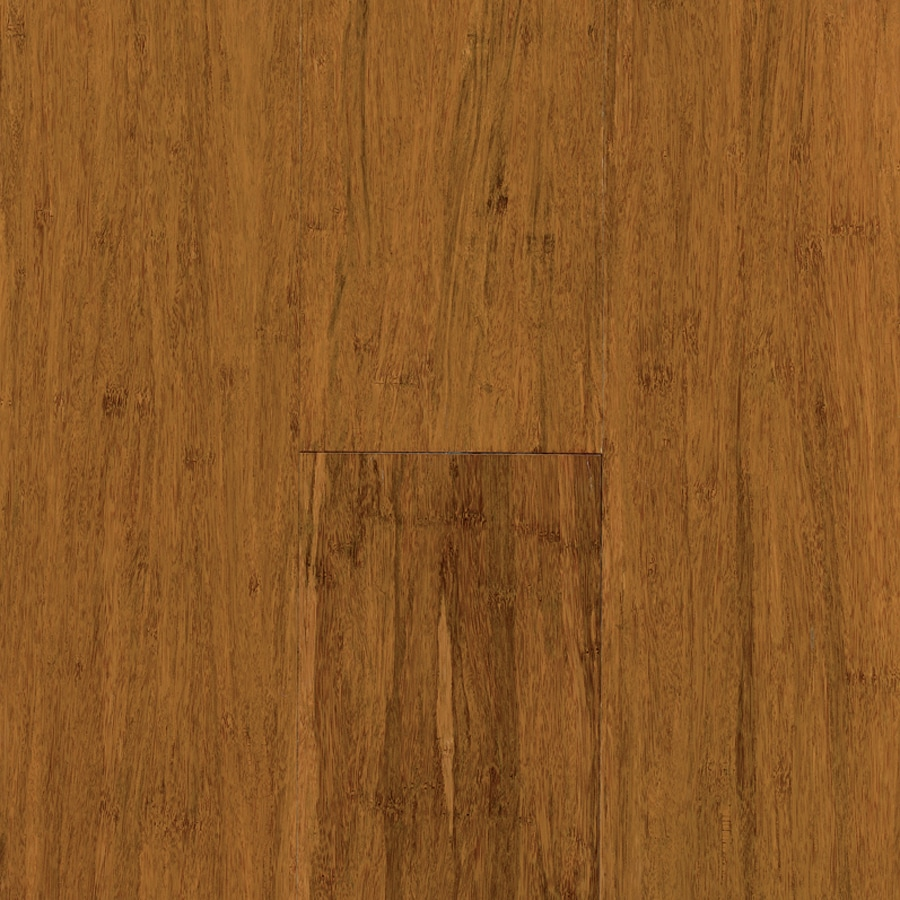 Natural Floors by USFloors Exotic 3.62-in W Prefinished Bamboo Hardwood Flooring (Spice)