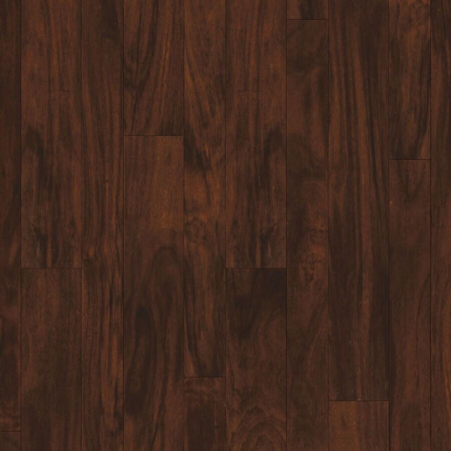Natural Floors by USFloors Variable Width Dark Amber Acacia Hardwood Flooring (32.55-sq ft)