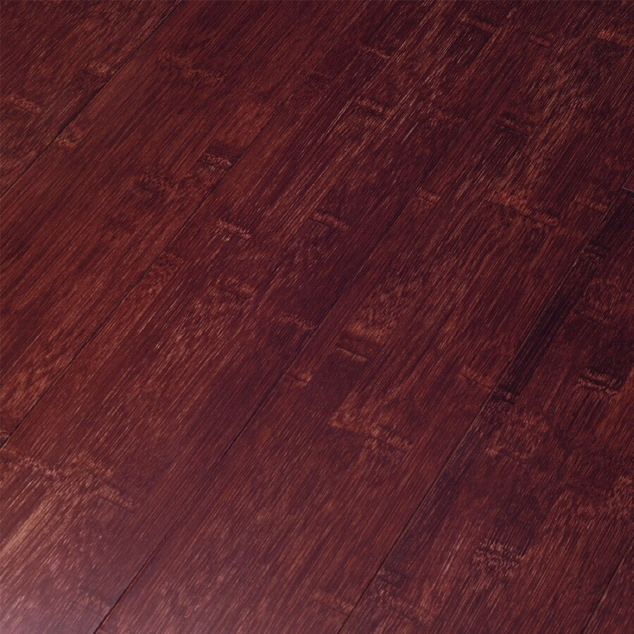 Natural Floors by USFloors Exotic 5.25-in Cognac Bamboo Hardwood Flooring (16.9-sq ft)