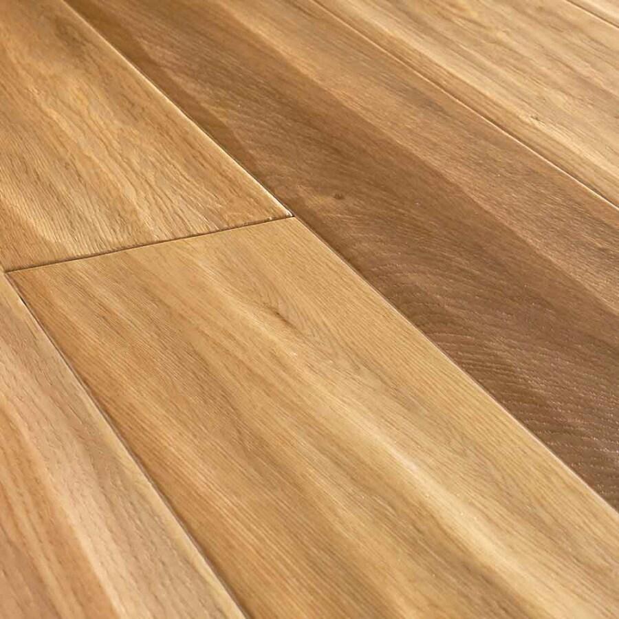 Shop natural floors by usfloors domestic handscraped 4 9 for Natural wood flooring