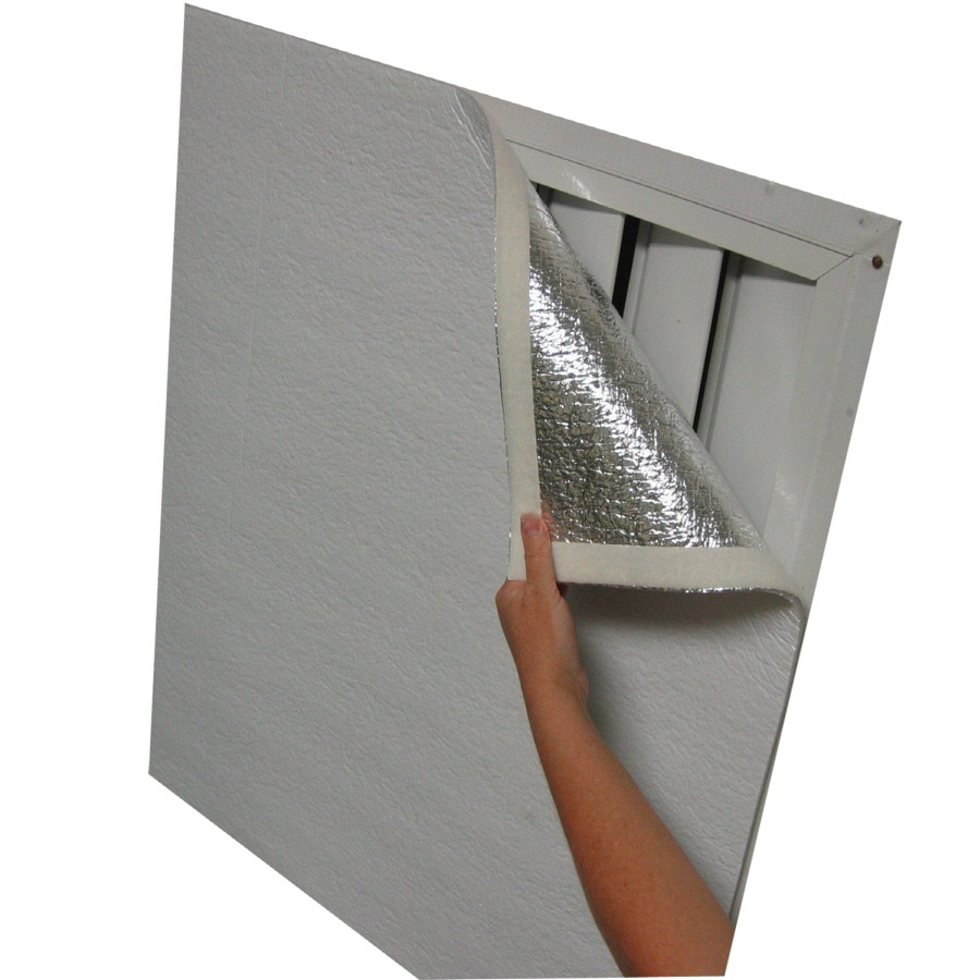 Shuttercover Trim to Fit 16-sq ft Roll Insulation (48-in W)