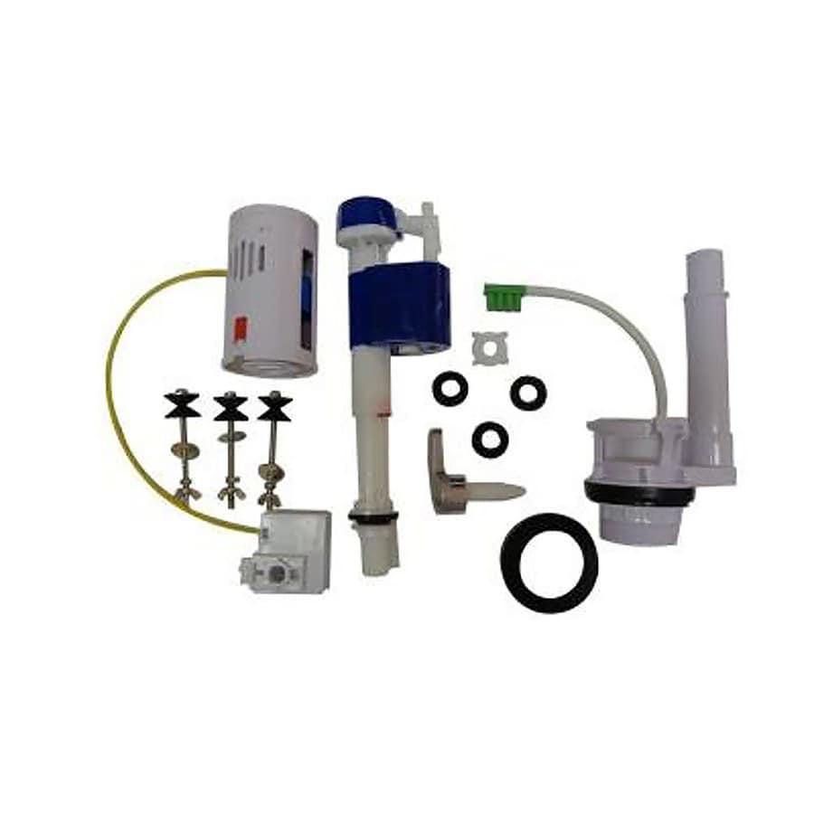 Shop Smarter Flush Smarter Flush 2 In Complete Dual Flush Kit With Chrome Han