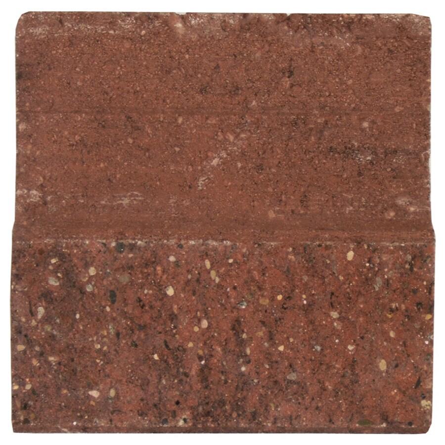 Novabrik 100 Square Foot Pallet Arlington Blend Concrete Brick
