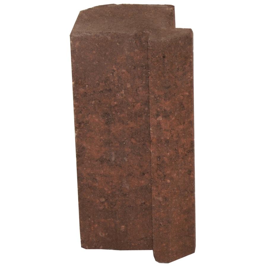 Shop novabrik x 8 in arlington blend inside corner for 1 2 inch brick veneer