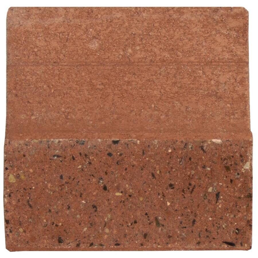 Novabrik 100 Square Foot Pallet Colonial Red Concrete Brick