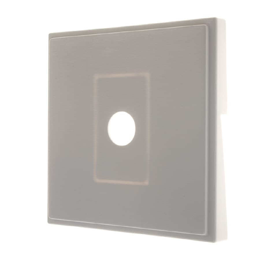 Severe Weather 7-in x 7-in Gray Vinyl Light Mounting Block