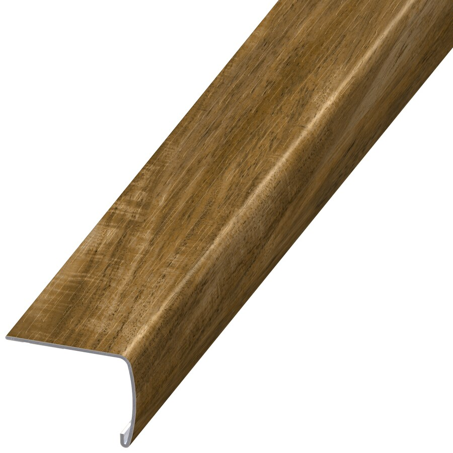 Mohawk 2-in x 94-in Rustic Acacia Stair Nose Floor Moulding
