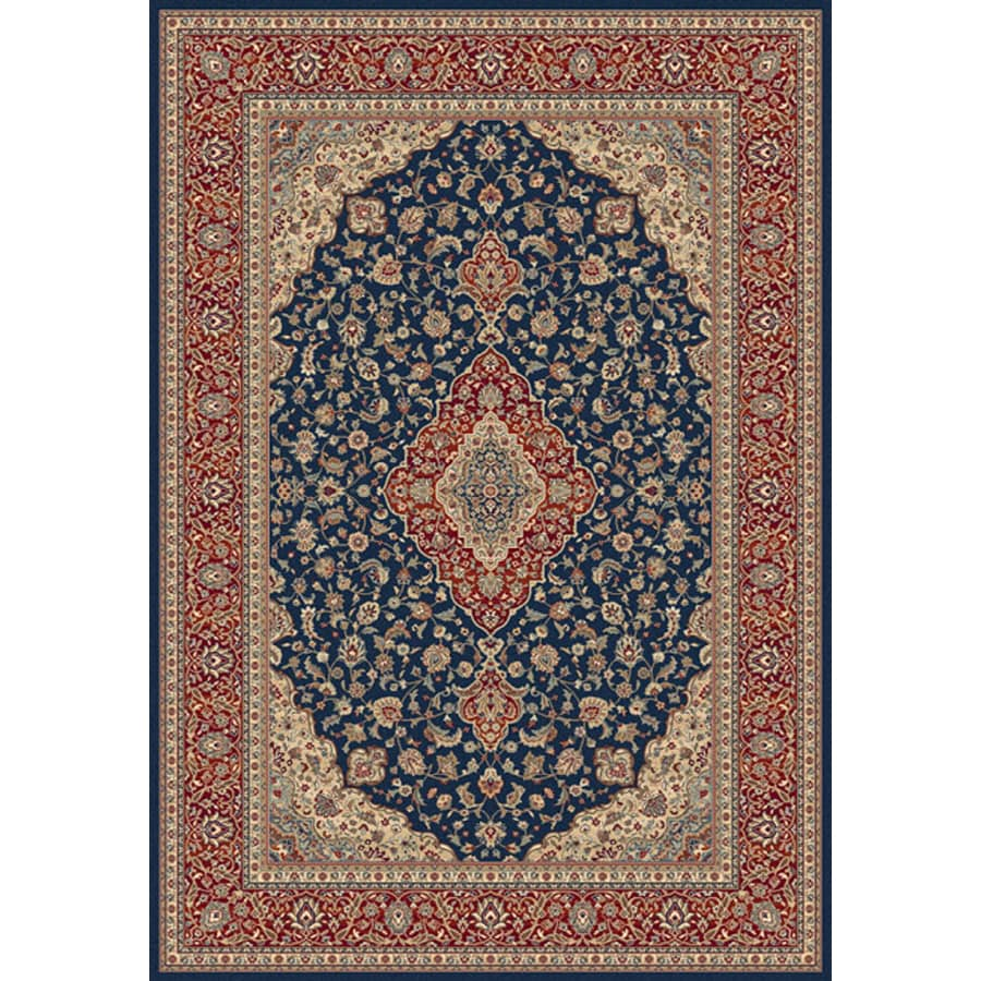 Balta 7-ft 10-in x 10-ft 10-in Blue Odyssey Area Rug
