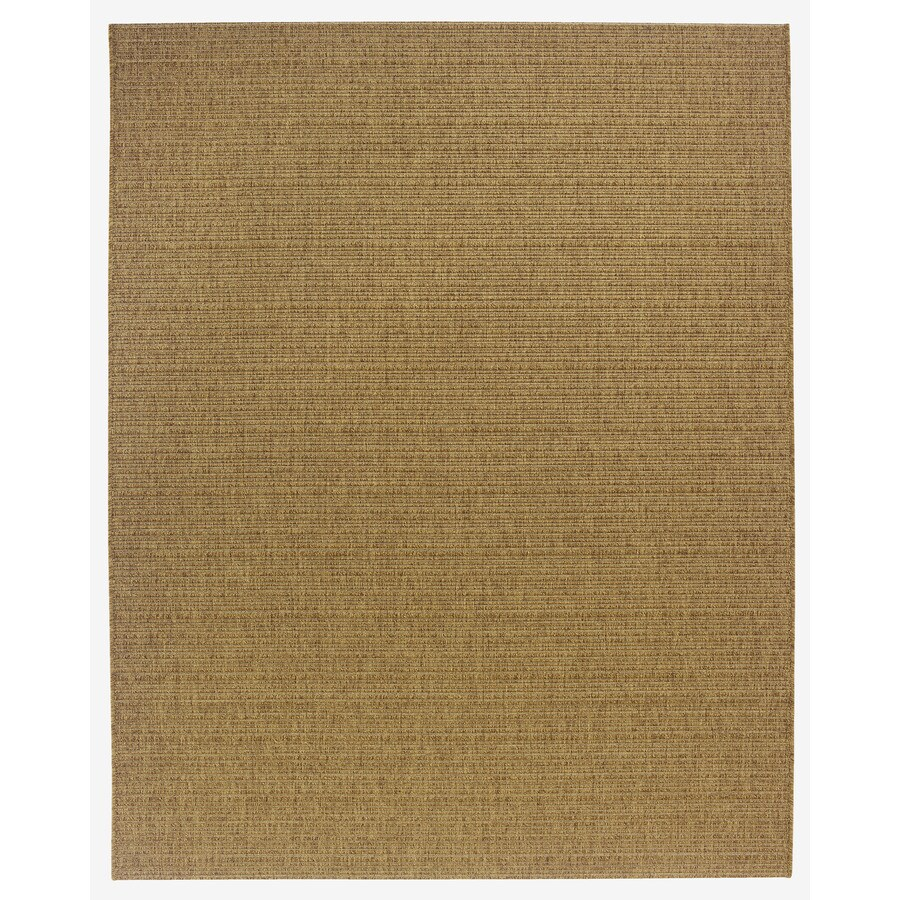 Balta Cabana Rectangular Indoor and Outdoor Woven Area Rug (Common: 8 x 10; Actual: 94-in W x 120-in L)