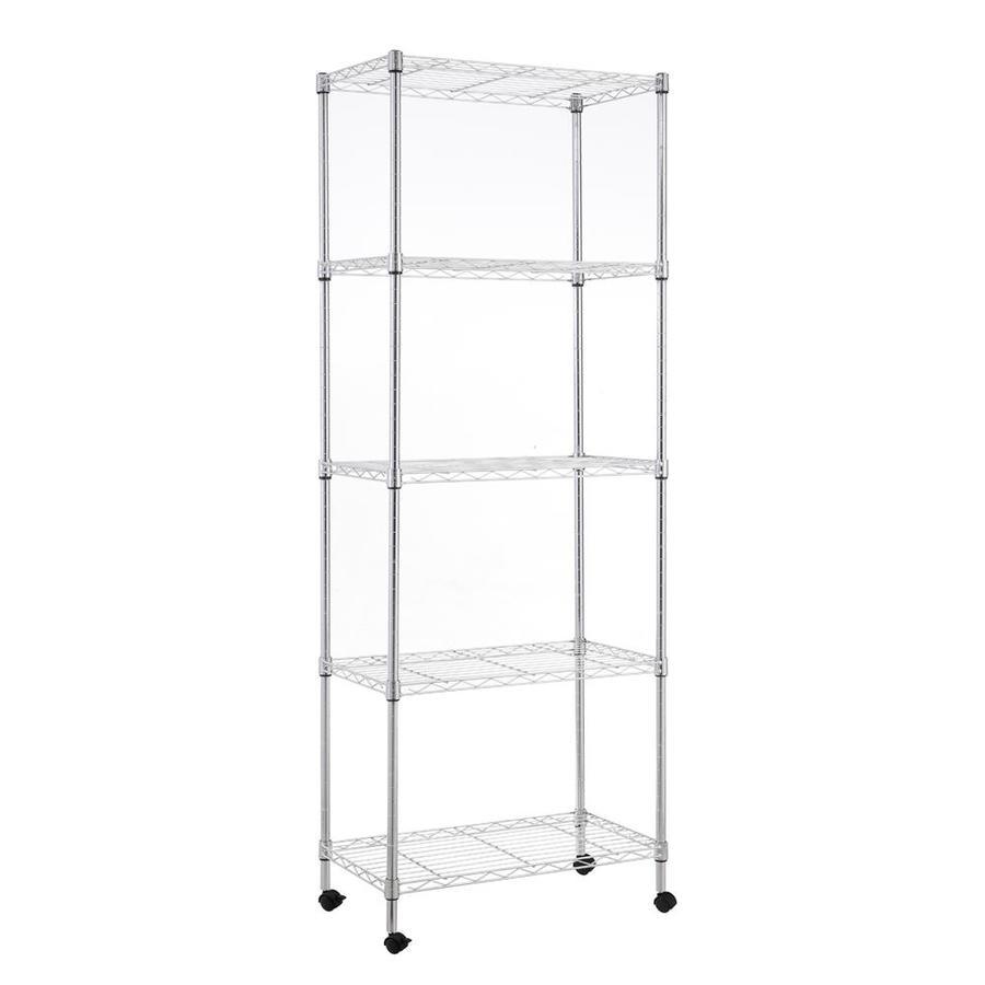14 x 60 Chrome Wire Shelf