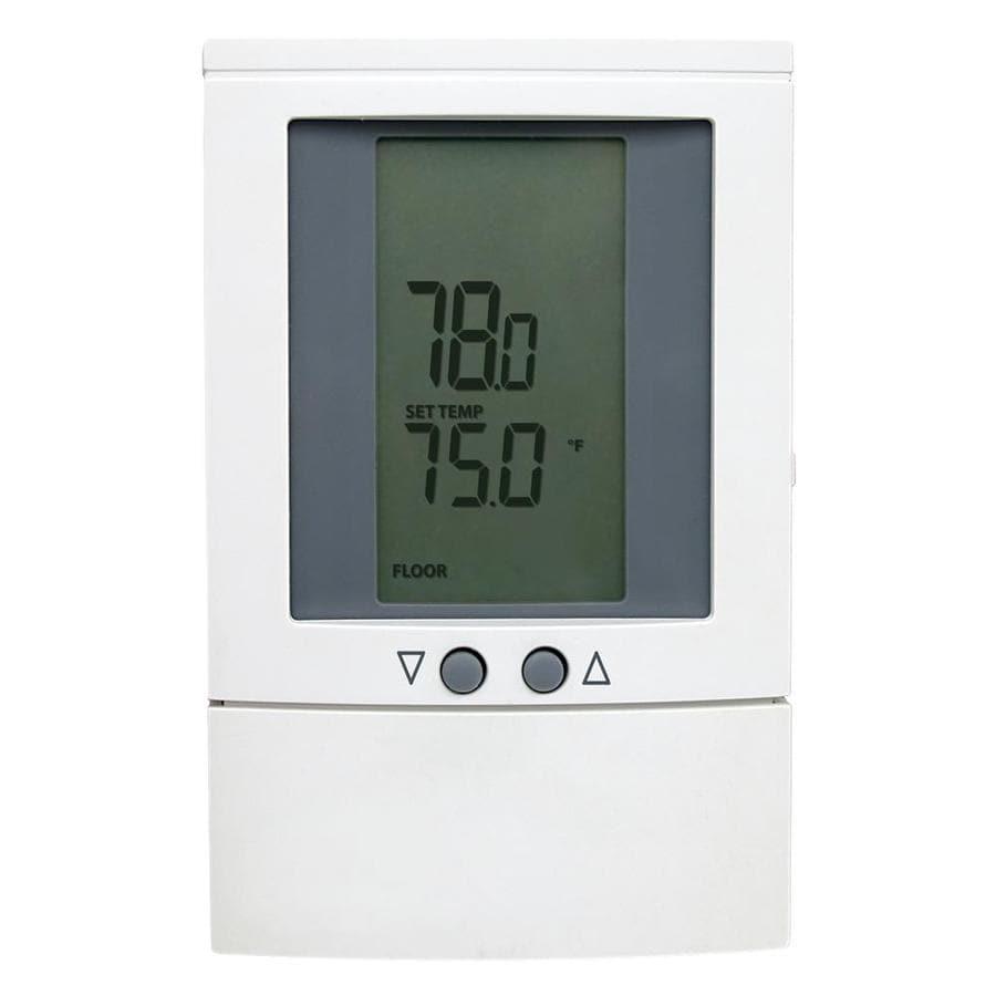Watts SunTouch 120-Volt Non-programmable Thermostat