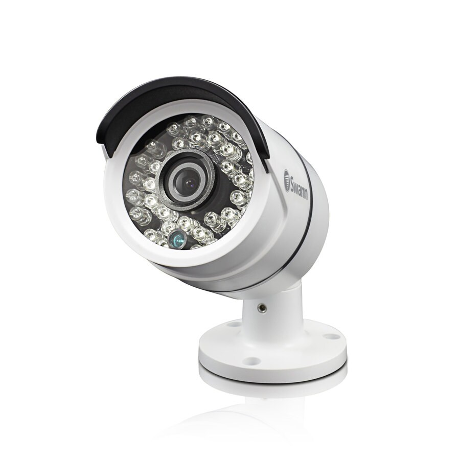 Swann Analog Wired Indoor or Outdoor Security Camera with Night Vision