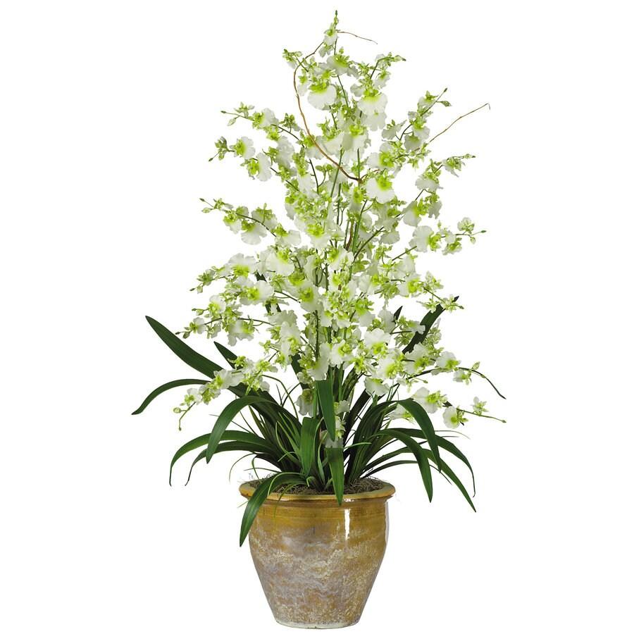 Nearly Natural 32-in Green Silk Arrangement
