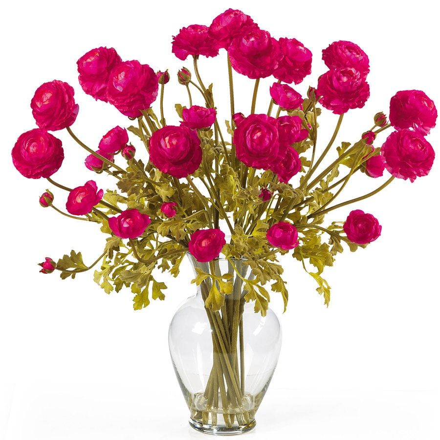 Nearly Natural 24-in Beauty Silk Arrangement