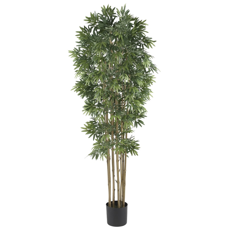 Nearly Natural 72-in Natural Silk Tree