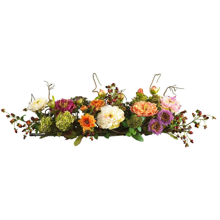 Nearly Natural 6.5-in Mixed Silk Arrangement