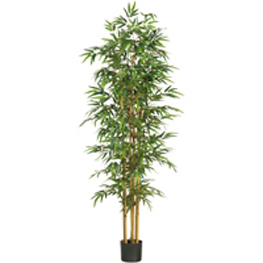 Nearly Natural 75-in Green Silk Tree