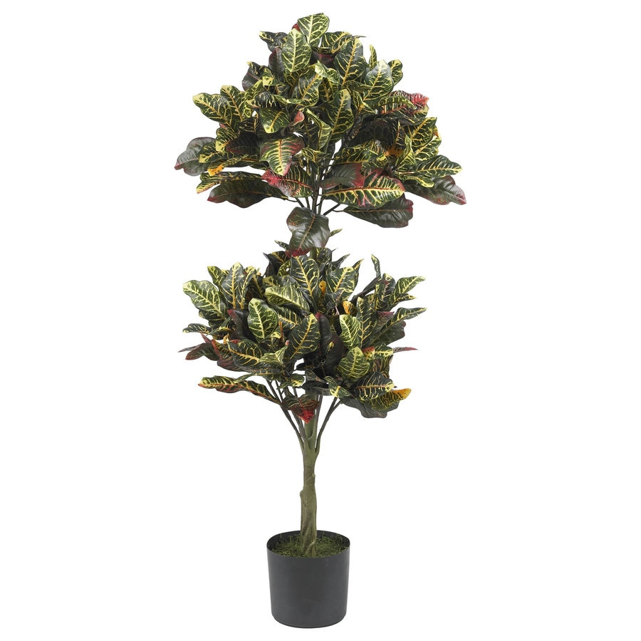 Nearly Natural 54-in Green Silk Tree