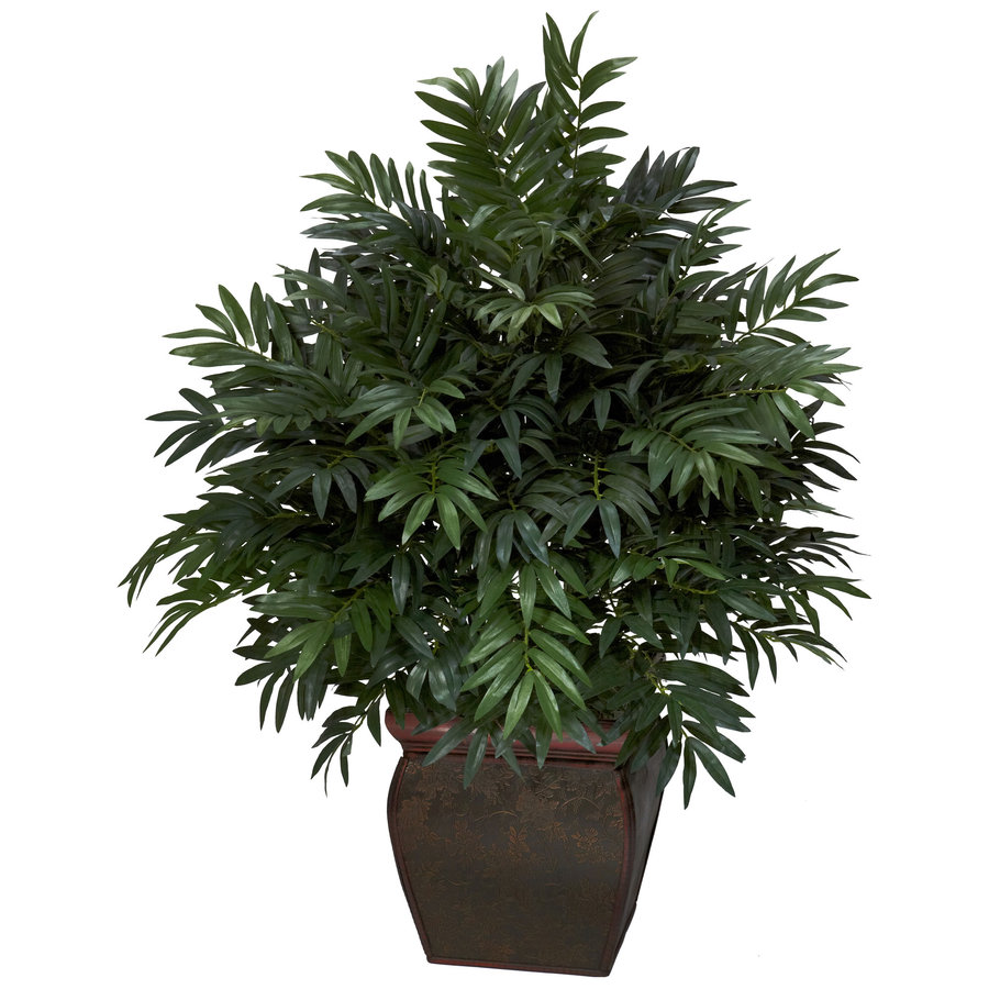 Nearly Natural 43-in Green Silk Plant