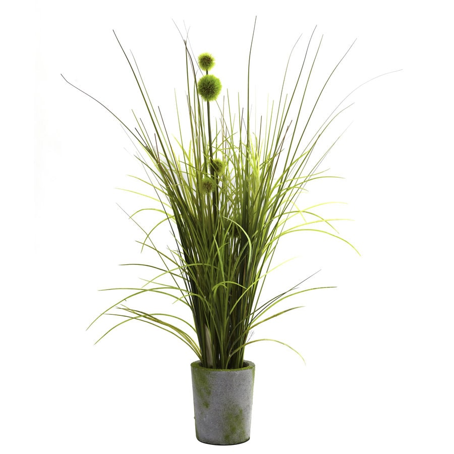 Nearly Natural 26-in Green Silk Plant